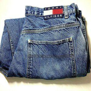 Tommy Hilfiger Carpenter Cargo Jeans Size 34x32